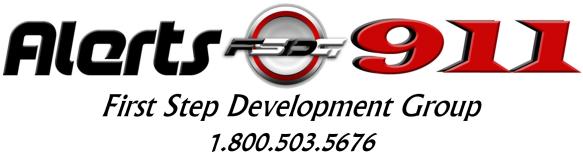 fsdg alerts 911 logo